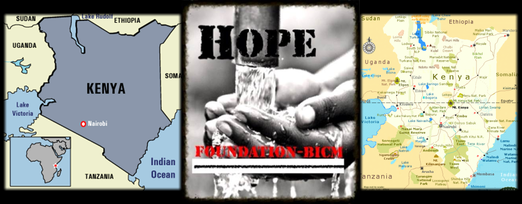 Hope Foundation Kenya Clean Water Project